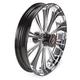 Front Platinum Cut 21 x 3.5 Revel One-Piece Chrome-Forged Aluminum Wheel - 12027106PRELBMP