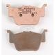Standard Sintered Metal Brake Pads - DP944