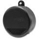 Black Wrinkle Mini-Beast 1 Air Horn - MBAH1-W