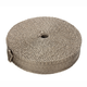 Natural/Metallic 2 in. X 100 ft. Exhaust Pipe Wrap - CPP/9065-100