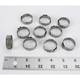 23.9-27.1mm Stepless Hose Clamps - 11-0068