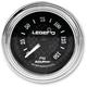 Lighted Diamond Cut Air Pressure Gauge - 2212-0494
