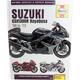 Motorcycle Repair Manual - 4184