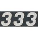 SX Pro 4 in. #3 - NSX4-3W