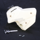 1.7 Gallon White Fuel Tank - 2374030147