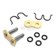 Gold 530ORT2 Hollow Rivet Connecting Link - 44/136ORT2