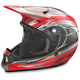 Rail Fuel Red Helmet