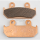Double-H Sintered Metal Brake Pads - FA121HH