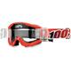 Red Strata SVS Goggles - 50420-003-02