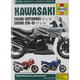 Motorcycle Repair Manual - 2052