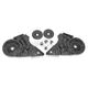 GT-Air Shield Base Set - 0218-0505-00