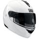 White Miglia Modular 2 Helmet