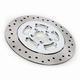 11.8 Inch Nitro Floating Two-Piece Brake Rotor - ZSS11792C-LF2K
