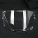 Clear CWR-1 Shield w/Pinlock Pins - 0209-9400-00