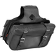 Braided Medium Slant Momentum Saddlebags - 10-9009