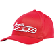 Red/White Blaze Flex-Fit Hat