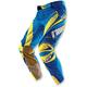 Yellow/Blue Hardwear Pants