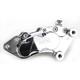 Chrome J-Six Ultra Six-Piston Front Brake Caliper for 300 MM Rotors - 306T-3162