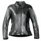 Ladies Onyx Leather Jacket