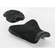 Tech One-Piece Solo Seat with Rear Cover - 0810-0812