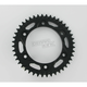 Black Aluminum Rear Sprocket - 251K-44