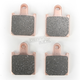 GPFA Race Sintered Metal Brake Pads - GPFA417/4HH