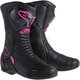 Womens Black/Pink Stella SMX-6 Boot