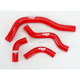 Red Performance Radiator Hoses - SFSMBC47R