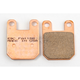 Long-life Sintered R-Series Brake Pads - FA115R