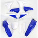 OEM 11 YZ Blue Full Replacement Plastic Kit - 2198022882
