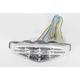 Light Werkes Clear Integrated Taillights - TLDMON2C