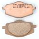 Standard Sintered Metal Brake Pads - DP406