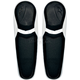 Black/White Replacement Toe Sliders for SMX Plus Boots - 25SLISMX13-21