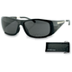 Shiny Black Traitor Street Series Sunglasses - ETRA001AR