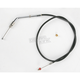 Black Vinyl Throttle Cable - 101-30-30023