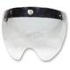 Clear Anti-Scratch 3 Snap Shield - 0131-0089