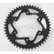 Rear Aluminum Black Sprocket - 225K-49