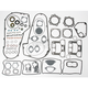 Extreme Sealing Technology (EST) Complete Gasket Set for 4-and 5 Speed - C9749F