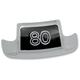 Fender Trim - 80 Cubic Inches - 1405-0115