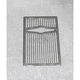 Celestar Radiator Grille - 61-108