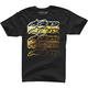 Black Dirt Spray T-Shirt