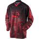 Black/Red Renegade Jersey