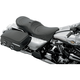 Low-Profile Touring Seat w/Backrest - 0801-0481