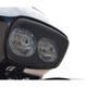 Black Headlight Grille Guard - TM-2016
