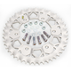 Works Z Stainless Steel Rear Sprocket - 8-354750E