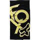 Black Effective Towel - 04643-001-NS