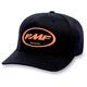 Black/Orange Factory Don Hat