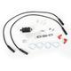 Super Coil Kit w/3 Ohm Resistance Coil/2 plug Kit - 140403KS