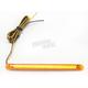 TruFLEX 30-Amber LED with Amber Tubing Professional Grade Flexible Lighting Strip - TF30AA