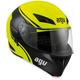 Hi-Viz Yellow Numo Evo Modular Helmet